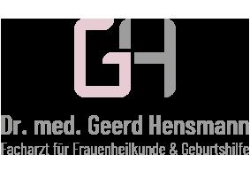 Frauenarzt Geerd Hensmann